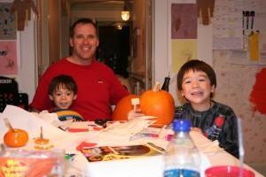 Pumkin carving time!